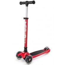 Trolo Maxi красно-черный со светящимися колесами