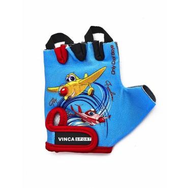 Велоперчатки детские самолет