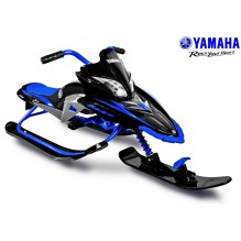 Yamaha Apex SNOW BIKE Titanium синий