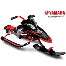 Yamaha Apex SNOW BIKE Titanium красный