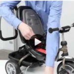 Видеоинструкция: сборка велосипеда Puky CAT S6 ceety