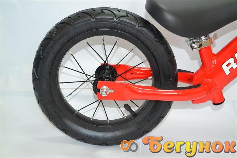 колеса беговела runbike beck in
