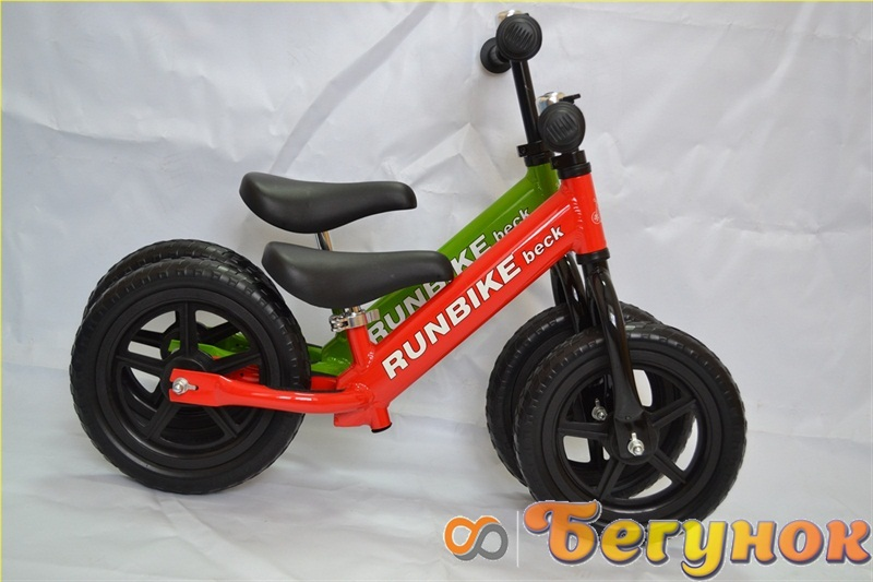 сравнение беговелов runbike