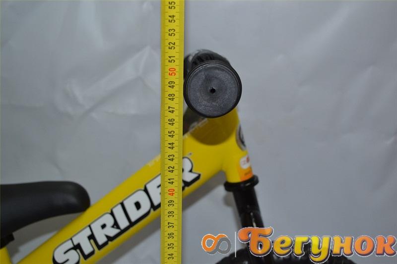 минимальная высота руля велоката strider