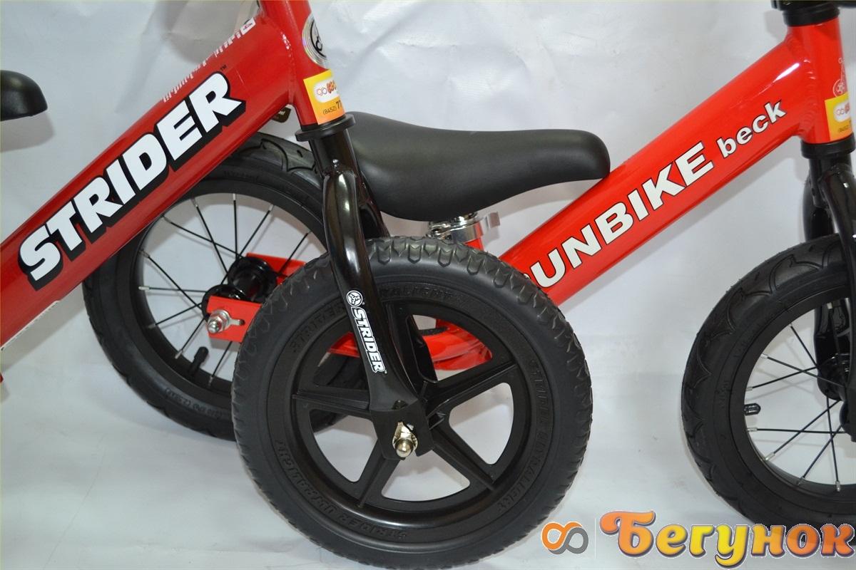 выбор между strider и runbike
