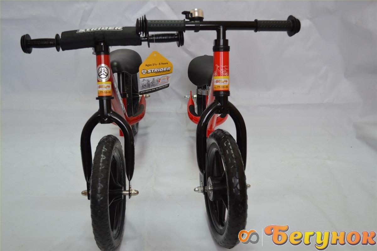 отличие strider и runbike