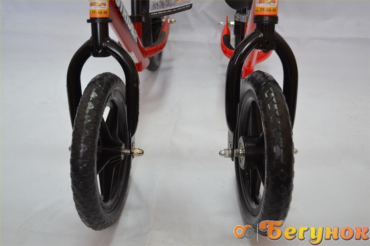 колеса велобегов страйдер и ранбайк